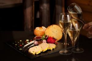 Foie gras nature ou au piments d'Espelette